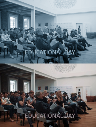 Educational day beim Festival die Seriale. Foto: Rossy photography