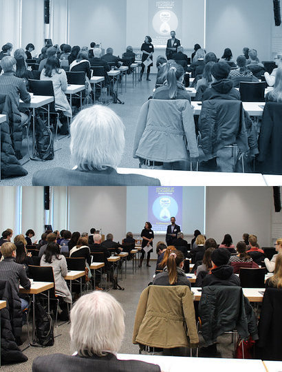 Histories of Filmhistory International Conference in Marburg. Fotos Alexander Stark